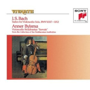 Anner Bylsma альбом Bach: The Six Unaccompanied Cello Suites, BWV 1007-1012