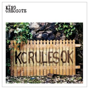 King Creosote альбом KC Rules OK (New Version)