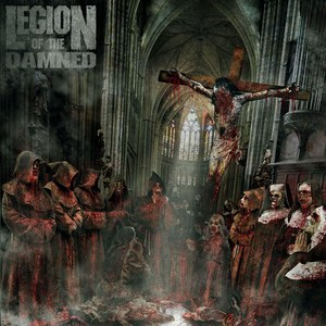Legion of the Damned альбом Full of Hate