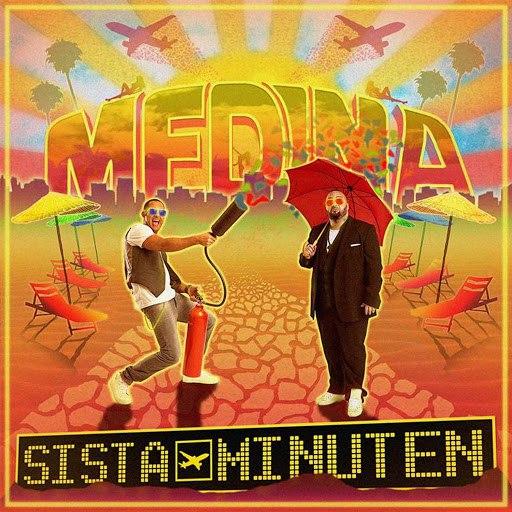 Medina альбом Sista minuten
