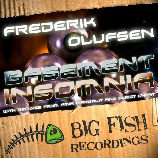 Frederik Olufsen альбом Basement Insomnia
