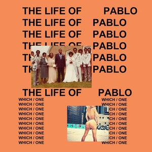 Kanye West альбом The Life Of Pablo