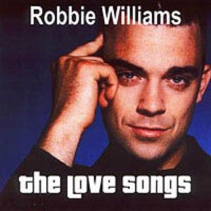 Robbie Williams альбом The Love Songs