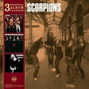 Scorpions альбом Original Album Classics