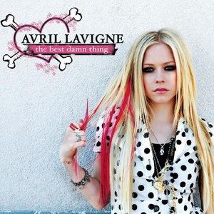 Avril Lavigne альбом The Best Damn Thing: Deluxe Edition