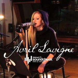 Avril Lavigne альбом Walmart Soundcheck