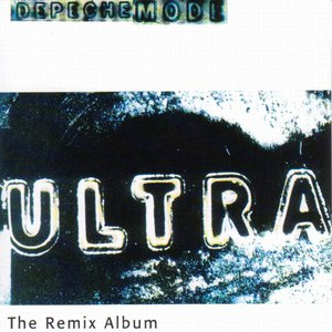 Depeche Mode альбом Ultra: The Remix Album