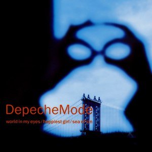 Depeche Mode альбом World In My Eyes