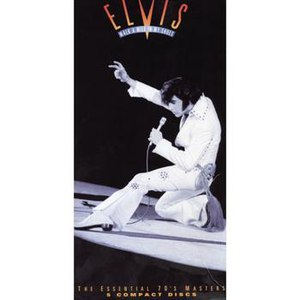 Elvis Presley альбом Walk a Mile in My Shoes: The Essential '70s Masters