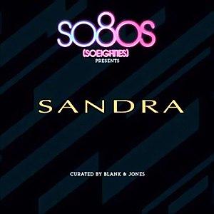 Sandra альбом So80s presents Sandra - Curated by Blank & Jones