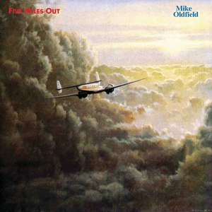 MIKE OLDFIELD альбом Five Miles Out