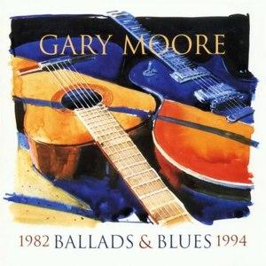 Gary Moore альбом Ballads & Blues 1982 - 1994