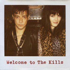 The Kills альбом Welcome to The Kills
