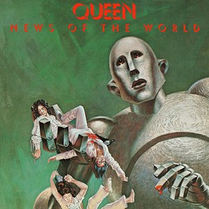 Queen альбом News of the World (2011 Remaster)