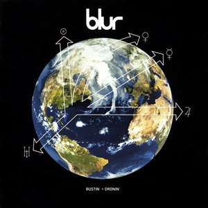 Blur альбом Bustin' + Dronin'