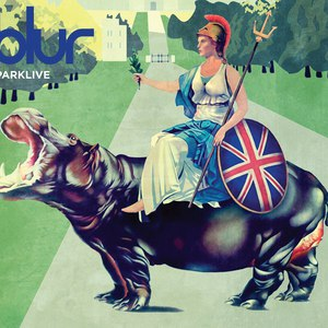 Blur альбом Parklive