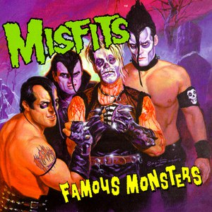 Misfits альбом Famous Monsters