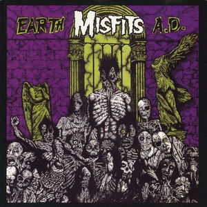 Misfits альбом Earth A.D. / Wolfs Blood