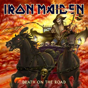 Iron Maiden альбом Death on the Road