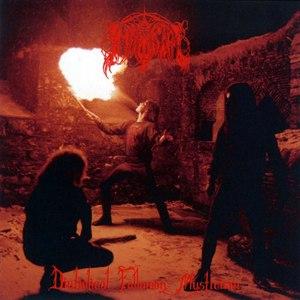 Immortal альбом Diabolical Fullmoon Mysticism