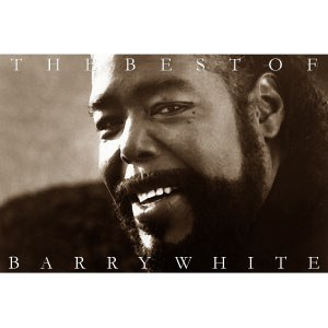 Barry White альбом The Best of Barry White