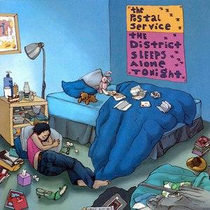 The Postal Service альбом The District Sleeps Alone Tonight
