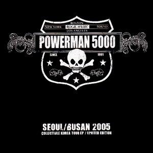 Powerman 5000 альбом Korea Tour EP