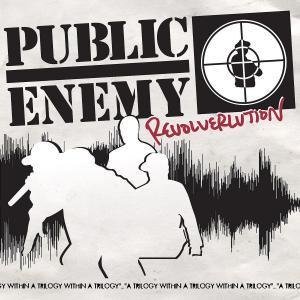 Public Enemy альбом Revolverlution