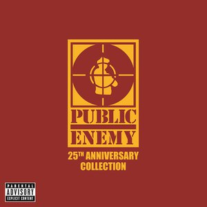 Public Enemy альбом 25th Anniversary Collection