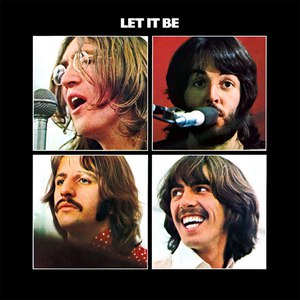 The Beatles альбом Let It Be