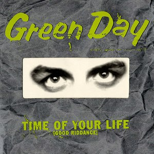 Green Day альбом Time of Your Life (Good Riddance)