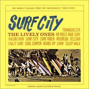 The Lively Ones альбом Surf City (Original Album Plus Bonus Tracks)