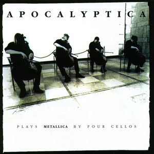 Apocalyptica альбом Plays Metallica By Four Cellos