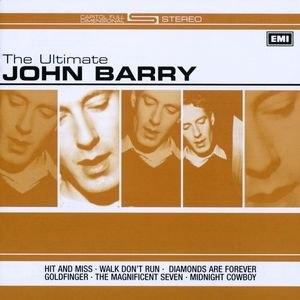 John Barry альбом The Ultimate John Barry