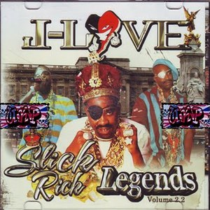 Slick Rick альбом J-Love Legends Volume 1