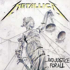 Metallica альбом ...and Justice for All