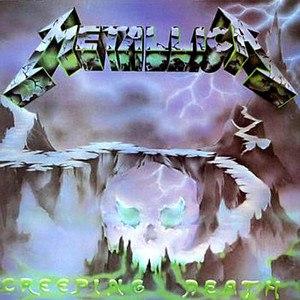 Metallica альбом Creeping Death
