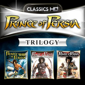 Stuart Chatwood альбом Prince of Persia Trilogy