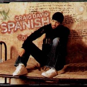 Craig David альбом Spanish 2003
