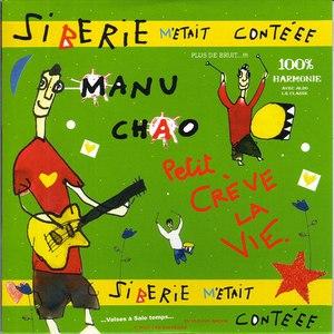 Manu Chao альбом Siberie m'etait contéee