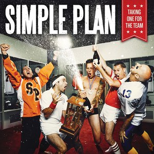 Simple Plan альбом Taking One For The Team