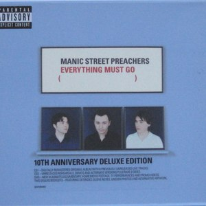 Manic Street Preachers альбом Everything Must Go 10th Anniversary Edition