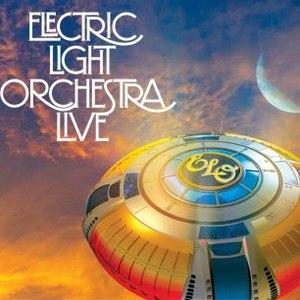 Electric Light Orchestra альбом Live