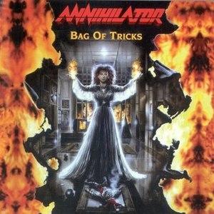 Annihilator альбом Bag of Tricks