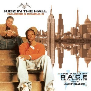 Kidz In The Hall альбом The Amazin Race