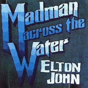 Elton John альбом Madman Across The Water