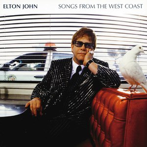 Elton John альбом Songs From The West Coast