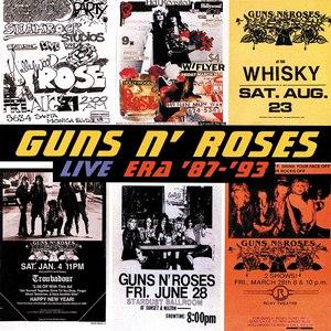 Guns N' Roses альбом Live Era '87-'93