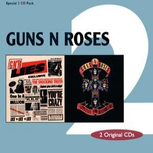 Guns N' Roses альбом Lies / Appetite For Destruction