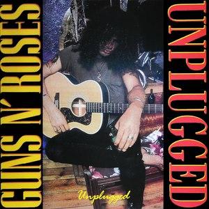 Guns N' Roses альбом Unplugged